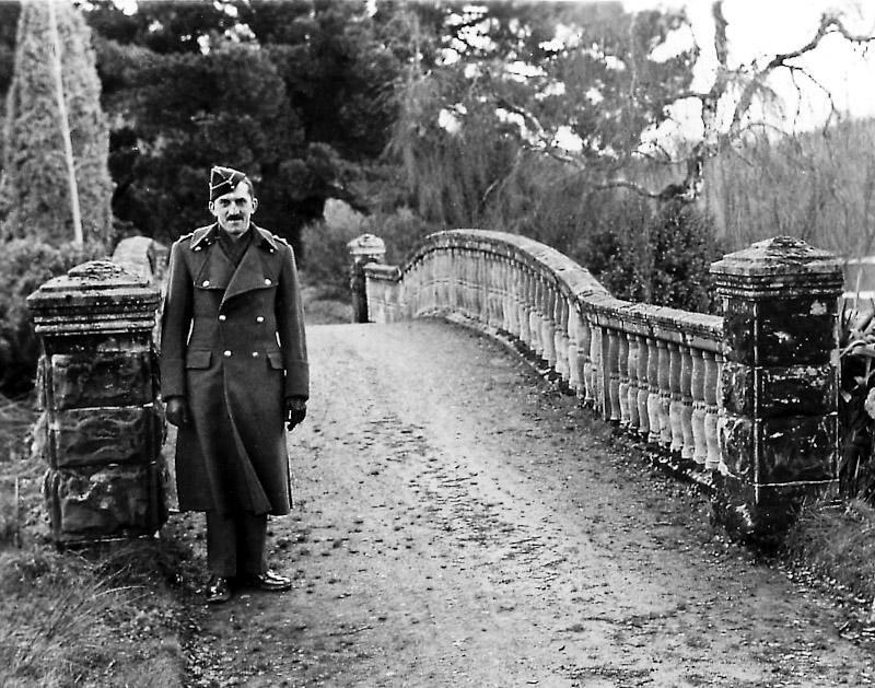Major J.A. Morin
